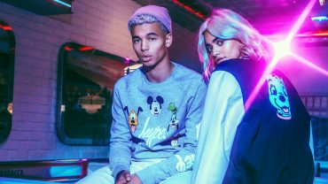 #DISNEYXHYPE : the apparel collection