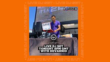 DEVARNIO: LIVE DJ SET