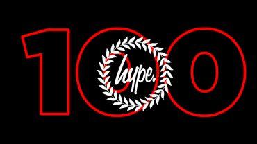 HYPE. 100