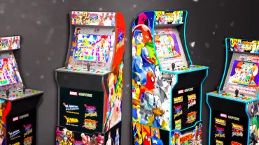 ARCADE1UP ANNOUNCES NEW CABINETS