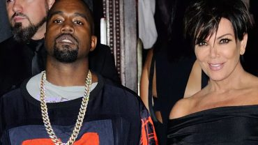 KANYE WEST ASKS KRIS JENNER IF SHE WANTS TO GO TO WAR