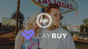 HYPE. TEAMS UP WITH LAYBUY