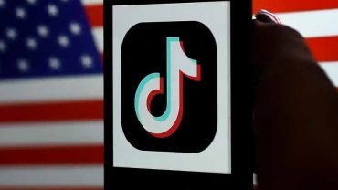 TRUMP THREATENS TO 'BAN' TIKTOK IN US