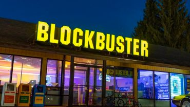 STAY AT THE WORLD'S LAST BLOCKBUSTER ON AIRBNB