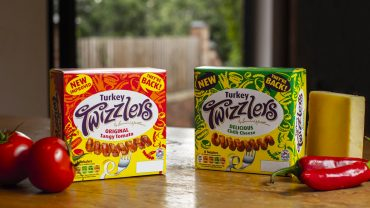 THEY'RE BACK! 15 YEARS AFTER JAMIE OLIVER GOT THEM BANNED