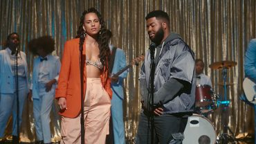 "ALICIA KEYS AND KHALID UNITE FOR NEW SONG AND VIDEO ""SO DONE"""