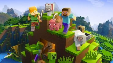 MINECRAFT ANNOUNCE PLAYSTATION VR UPGRADE