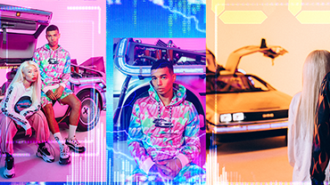 HYPE. X BACK TO THE FUTURE: THE EDITORIAL