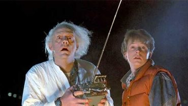10 THINGS YOU DIDN'T KNOW ABOUT BACK TO THE FUTURE
