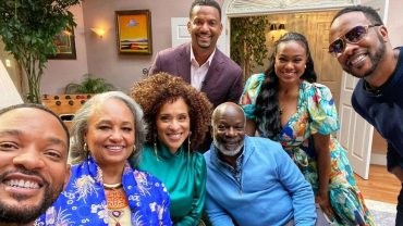 WILL SMITH SHARED TRAILER FOR 'FRESH PRINCE' REUNION SPECIAL