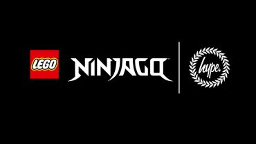 IT'S OFFICIAL! LEGO® NINJAGO® X HYPE. IS COMING