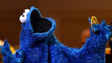 "WOULD YOU PAY $10,000 FOR THE ""COOKIE MONSTER"" ROCK"