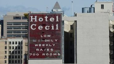 NETFLIX RELEASES CECIL HOTEL INVESTIGATION SERIES