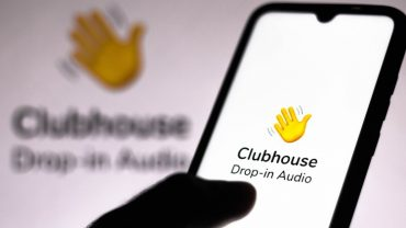 NEW RISING SOCIAL PLATFORM CLUBHOUSE