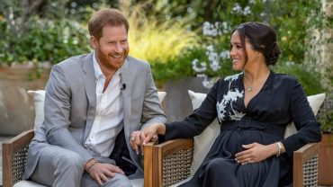 MEGHAN MARKLE AND PRINCE HARRY'S INTERVIEW